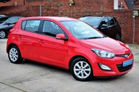 USED 2014 63 HYUNDAI I20 1.2 ACTIVE 5d 84 BHP **** £30 ROAD TAX * BLUETOOTH * AIR CON *****