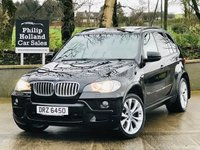 2008 BMW X5 3.0 SD M SPORT 5d AUTO 282 BHP 7 SEATS £SOLD