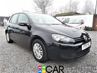 USED 2011 11 VOLKSWAGEN GOLF 1.2 S TSI 5d 103 BHP FULL SERVICE HISTORY + GOOD CONDITION