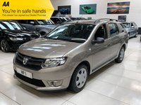 USED 2015 15 DACIA LOGAN MCV 0.9 AMBIANCE TCE 5d 90 BHP ESTATE