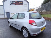USED 2010 60 RENAULT CLIO 1.1 I-MUSIC 16V 3d 74 BHP 3 Months National Warranty - MOT'd 1 Year for its New Owner