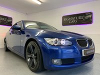 USED 2007 57 BMW 3 SERIES 3.0 325I SE 2d 215 BHP *** 39.8 Avg. MPG *** FULL SERVICE HISTORY WITH 10 STAMPS ***