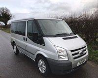 2011 FORD TRANSIT 280 LIMITED TOURNEO 8 STR £6995.00