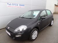 2013 FIAT PUNTO 1.2 EASY 5d 69 BHP LOW MILEAGE 5 DOOR GREAT SPEC £4995.00