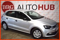 USED 2016 66 VOLKSWAGEN POLO 1.0 S AC 5d 60 BHP