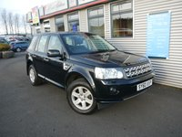 2011 LAND ROVER FREELANDER 2.2 SD4 GS 5d AUTO 190 BHP £11480.00