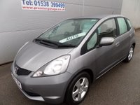 USED 2009 59 HONDA JAZZ 1.3 I-VTEC ES I-SHIFT 5d AUTO 98 BHP ONLY 30000 MILES 1 OWNER