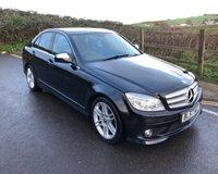 2008 MERCEDES-BENZ C CLASS 2.1 C220 CDI SPORT 4d AUTO 168 BHP £6790.00