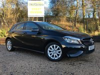 USED 2013 63 MERCEDES-BENZ A-CLASS 1.5 A180 CDI BLUEEFFICIENCY SE 5dr £0 Tax, 1 Owner, Half Lthr
