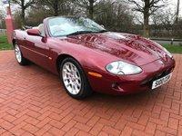 1999 JAGUAR XKR 4.0 XKR 2d AUTO 370 BHP £9990.00