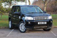 2011 LAND ROVER FREELANDER HSE SD4 AUTO ESTATE £11780.00