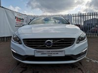 USED 2014 14 VOLVO S60 1.6 D2 Business Edition 4dr 1 OWNER+FULL SERVICE HISTORY