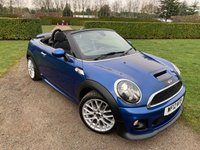2012 MINI ROADSTER 2.0 COOPER SD 2d 141 BHP JCW Bodykit Full History MOT 01/19 £8495.00
