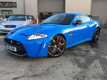 2011 JAGUAR XKR-S 5.0 XKR-S 2d AUTO 550 BHP £47999.00