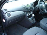 USED 2010 10 HYUNDAI I10 1.2 COMFORT 5d AUTO 77 BHP