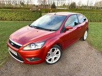 USED 2008 08 FORD FOCUS 2.0 TITANIUM TDCI 3d 136 BHP Full Service History MInt Example Full Service History, MOT 12/19, Recently Serviced, St Alloy Wheel Upgrade, Auto Lights On, Auto Wipers, Dimming Rear View Mirror, Drives And Looks Superb, X2 Keys, Full Carpet Mat Set, Quickclear Front Windscreen, Full Onboard Trip Computer, Air Con, Recent Tyres Replaced,