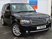 USED 2011 61 LAND ROVER RANGE ROVER 4.4 TDV8 VOGUE SE DIESEL 5d Family SUV AUTO Unbelievable High Spec with Full Land Rover Service History 1 FORMER KEEPER