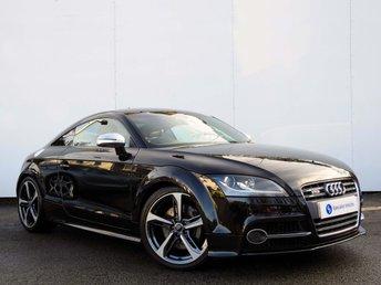 2010 AUDI TT 2.0 TTS TFSI QUATTRO 2d 272 BHP £12495.00