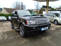 USED 2007 LAND ROVER RANGE ROVER SPORT 3.6 TDV8 SPORT HSE 5d AUTO 269 BHP