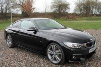 2016 BMW 4 SERIES 3.0 440I M SPORT 2d AUTO 322 BHP £26850.00