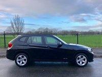 2015 BMW X1 2.0 SDRIVE18D SE 5d 141 BHP £10795.00