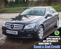 2011 MERCEDES-BENZ C CLASS 2.1 C200 CDI BLUEEFFICIENCY EXECUTIVE SE 4d AUTO 136 BHP £9795.00