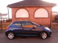 2006 PEUGEOT 207 1.4 SPORT 3d 89 BHP £1595.00