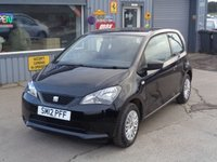 USED 2012 12 SEAT MII 1.0 S A/C 3d 59 BHP  ONLY 25K ONLY 25K