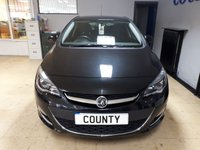 USED 2012 62 VAUXHALL ASTRA 1.6 SRI 5 DOOR HATCHBACK  * LOW MILES * SERVICE HISTORY *
