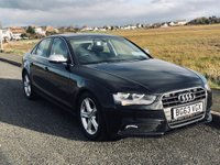 USED 2013 63 AUDI A4 2.0 TDI SE 4d 134 BHP **ZERO DEPOSIT FINANCE AVAILABLE** PART EXCHANGE WELCOME
