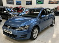2014 VOLKSWAGEN GOLF 1.4 SE TSI BLUEMOTION TECHNOLOGY DSG 5d 120 BHP £10795.00