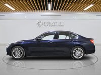 USED 2014 64 BMW 3 SERIES 3.0 330D LUXURY 4d AUTO 255 BHP +   AIR CON + LEATHER SEATS + BLUETOOTH
