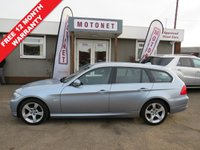 2010 BMW 3 SERIES 2.0 318I EXCLUSIVE EDITION TOURING 5DR 141 BHP £6280.00
