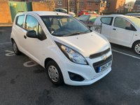 USED 2013 13 CHEVROLET SPARK 1.0 LS 5d 67 BHP £30 A YEAR ROAD TAX, VERY CHEAP TO RUN AND INSURE, GOOD SPECIFICATION WITH AIR CONDITIONING!