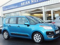USED 2009 59 CITROEN C3 PICASSO 1.6 HDi PICASSO VTR PLUS  5dr
