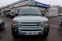 USED 2009 09 LAND ROVER DISCOVERY 2.7 3 TDV6 XS 5d AUTO 188 BHP