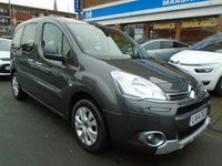USED 2014 14 CITROEN BERLINGO MULTISPACE 1.6 HDI PLUS 5d 91 BHP LOW FINANCE RATES AVAILABLE