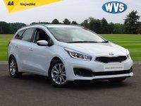 2015 KIA CEED 1.6 CRDI 2 ISG 5d AUTO 134 BHP £10999.00