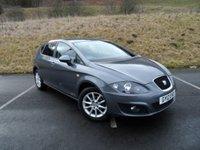 USED 2012 51 SEAT LEON 1.6 CR TDI SE COPA DSG 5d AUTO 103 BHP FULL SERVICE HISTORY, NAV, AUTOMATIC