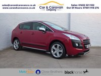 USED 2012 12 PEUGEOT 3008 1.6 ALLURE HDI FAP 5d 112 BHP All Dealer History Bluetooth Buy Now, Pay Later Finance!