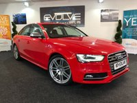 USED 2012 12 AUDI A4 3.0 S4 QUATTRO 4d AUTO 329 BHP FULLY LOADED!! MUST SEE!!