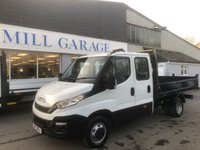 2017 IVECO DAILY 2.3 35C14D  135 BHP £19995.00