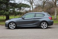 USED 2013 13 BMW 1 SERIES 116d M Sport 3dr