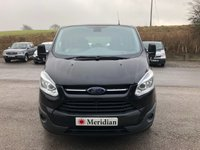 USED 2014 14 FORD TOURNEO CUSTOM T300 ZETEC 2.2TDCI 125PS LWB *HEATED SEATS. CRUISE CONTROL*