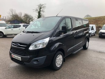 2014 FORD TOURNEO CUSTOM T300 ZETEC 2.2TDCI 125PS LWB
