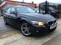 2015 BMW 3 SERIES 2.0 320I M SPORT 4d 181 BHP £14000.00