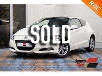 2011 HONDA CR-Z 1.5 I-VTEC IMA GT 3d 113 BHP £6285.00