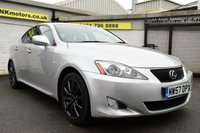 2008 LEXUS IS 2.5 250 SE 4d AUTO 204 BHP £4000.00