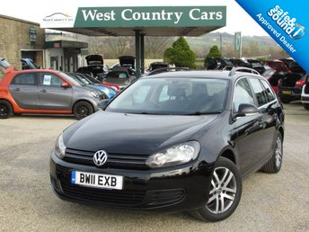 2011 VOLKSWAGEN GOLF