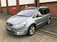 USED 2013 13 FORD GALAXY 2.0 TITANIUM TDCI 5d 138 BHP